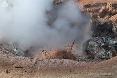 Red Spouter geyser (paolo.gislimberti) Tags: parchinazionali nationalparks yellowstonenp parcodiyellowstone meteturistiche touristdestinations geology geologia geologicalphenomena fenomenigeologici sorgenticalde hotsprings vaporisulfurei sulphurfumes energiageotermica geothermalenergy