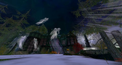 28 (EclairMartinek) Tags: secondlife sl pacifique halloween haunted zombie scary