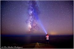 Va Lctea (Cap Blanc, Mallorca) (Frabairod) Tags: astronomy astronoma stars estrellas tokina 6d canon majorca mallorca llucmajor caboblanco capblanc milkyway valctea