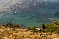 KORTHI, ANDROS, HELLAS (zarikosdimitrios) Tags: island beach andros hellas