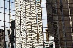 Reflex 2 (ingbalfaro) Tags: chicago building usa reflex skyscrapper downtown street
