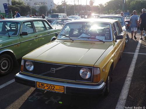 1978 Volvo 244 L