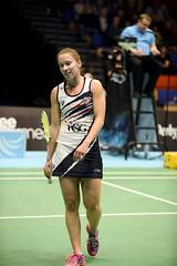 NBLmatch-5100-0600 (University of Derby) Tags: 5100 badminton nbl sportscentre universityofderby match