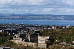 St. Andrew's House, Edinburgh (David_Leicafan) Tags: 135mmteleelmar skyline edinburgh artdeco thomastait caltonhill williamhenryplayfair observatory offices firthofforth fife