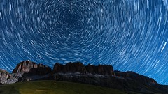 Stars @ Dolomites (SGChick) Tags: stars dolomites sunset canon nikon landscape urban architecture cityscape city skyline skyscrapers buildings day night blue shot camera soe tourism travel icons timelapse hdb estate housing golden pink flickrdiamond haida nd filter little planet polar photoshop lightroom panorama pano gigapan giga mountains suburban white cloud lifestyle kelly home 70200 vr1 tamron 2470 paris france