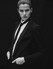 Kiki Boreel 2 (drno_manchuria (simonsaw)) Tags: kikiboreel modelo moda fashion tie necktie camisa traje corbata krawatte gravata terno suit menswear knot nudo