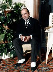 Benito Mussolini, 1922 (klimbims) Tags: benitomussolini 1922 italy   duce