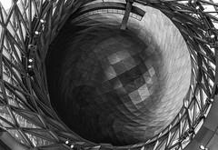 Spaceball (tan.ja1212) Tags: germany mnchen munic bmwwelt monochrom dach roof