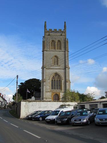 East Lyng: Church of St Bartholomew, Lyng (Somerset)