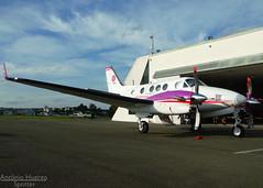 King Air C90GTx, PR-TNZ (Antnio A. Huergo de Carvalho) Tags: beech beechcraft kingair king air c90 c90gtx prtnz