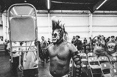 R0035468 (G. L. Brown) Tags: nashville nashvillestreetphotography wrestling statefair tennessee fight