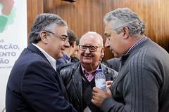 José Matos Rosa nas Jornadas Consolidação, Crescimento e Coesão, em Bragança.