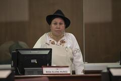 Rosa Elvira Muoz - Sesin No. 421 del Pleno de la Asamblea Nacional  / 29 de noviembre de 2016 (Asamblea Nacional del Ecuador) Tags: asambleanacional asambleaecuador sesinno421 pleno plenodelaasamblea plenon421 421 rosaelviramuoz