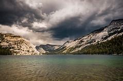 Storm is coming (Ettore Trevisiol) Tags: ettore trevisiol nikon d300 sigma 10 20 yosemite national park tenaya lake dramatic sky