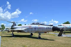 CF-101B VooDoo (jc nadeau) Tags: rcaf museum aircraft canada canadian air force trenton ontario airport cfb helicopter
