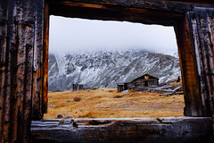 Mayflower Gulch ( r e e s e ) Tags: mountains mountaineering cabin mines alpine