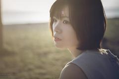 Vestiges of summer (TAKAGI.yukimasa1) Tags: portrait woman people cute girl beauty female fineart canon eos 5dsr japanese cool asiangirl
