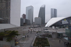 La Défense, 13.02.2012. (Dāvis Kļaviņš) Tags: france puteaux panoramio