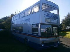 2912 @ Wythall Transport Museum (ianjpoole) Tags: timesaver mcw metrobus mk2 d912nda 2912 wythall transport museum