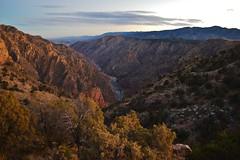 Royal Views at Royal Gorge (benphotos87) Tags: gorge canyon colorado landscape mountains river nikon