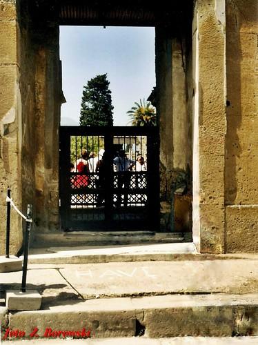 Pompeje - Faun Home (03.05.2003)