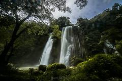 Dream Fall (Hans Nicholas) Tags: waterfall waterfalls fall falls water nature naturephotography nikon natureporn slowshutter ndx400 longexposure indonesia d750 tokina livewithnature