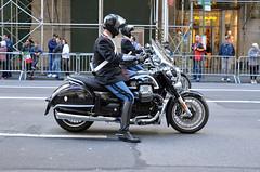 Polizia di Stato (Emergency_Vehicles) Tags: polizia di stato italian state police moto guzzi motorbike columbus day parade new york 2016