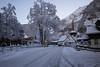 K a n d e r s t e g (Toni_V) Tags: m2402080 rangefinder digitalrangefinder messsucher leica leicam mp typ240 28mm elmaritm elmaritm1228asph winter snow schnee kandersteg berneroberland berneseoberland hiking wanderung escursione randonnée switzerland schweiz suisse svizzera svizra europe alps alpen ©toniv 2016 161112 bahnhofstrasse