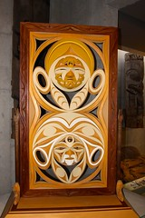 Native Art (Narcosli1) Tags: native art carvings bc firstnations museam