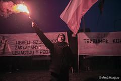_ATI6223 b (attila.husejnow) Tags: nationalism nationalst poland warsaw farright far right burning flare flares march independence day mask flag ksenophobia xenophobia homophobia anti islam racist
