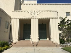 Scottish Rite Temple (Phillip Pessar) Tags: scottish rite temple building architecture historic district fraternal art deco lummus park