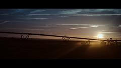 Sevilla to Lisbon, Spain (emrecift) Tags: landscape photography backlit sunset golden hour sevilla lisbon andalucia spain cinematic cinematography 2391 anamorphic sony a7 alpha canon new fd 135mm f28 legacy lens emrecift