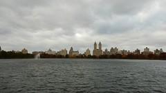 Across the Water to the Upper West Side (Haikiba) Tags: manhattan newyorkcity newyork centralpark jacquelinekennedyonassisreservoir