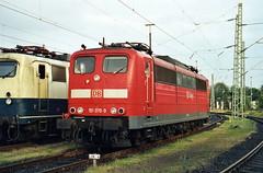 151 070 AF (Lumixfan68) Tags: eisenbahn loks baureihe 151 sechsachser elektroloks deutsche bahn db cargo