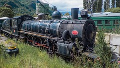 The Kingston Flyer (Locomotive-DXC New Zealand) Tags: the kingston flyer is vintage steam train south island new zealand southern end lake wakatipu it used 14 kilometres preserved track that once formed part branch suspended operation december 2012 due locomotive problems