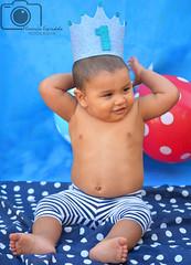 Lorenzo (florenciaespíndola) Tags: marinero nautico cumple añito bebe