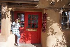 DSC07922 (TheKilens) Tags: vacation family newmexico travel santafe lachoza restaurant annika