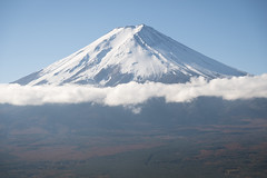 Mt. Fuji  (banzainetsurfer) Tags: japan fuji fujisan snow white cloud peak summit asia japon nihon nippon    yama  november 2016 kawaguchiko fujikawaguchiko  park tenjozan tenjo kachikachiropeway ropeway cablecar photo picture volcano famous historic iconic beauty nature