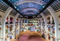 Tropen instituut Main Hall (peterpj) Tags: tropen instituutamsterdam tokina162828 nikon d800 museum tropeninstituut hall