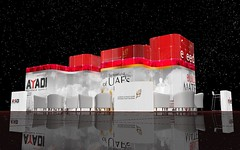 -   (neosystem1) Tags: exhibition stand glass design builders dubai pop up ideas for sale london new artwork booth 2016 di mare rent fire black print text graphic hotel construction desk modular welcome confere conference interior exterior coffe point store exhibit airport indoor red white abstract