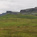 Magnificence des Quiraings,  péninsule de Trotternish, île de Skye, Ross and Cromarty, Highland, Ecosse, Royaume-Uni thumbnail