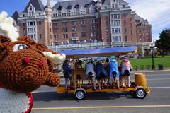 DSC00490 (The Crochet Crowd) Tags: crochetmoose amigurumi moose crochet doll alaska britishcolumbia thecrochetcrowd michaelsellick jeannesteinhilber danielzondervan crochetcruise mooseontheloose