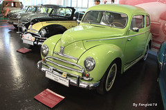 Ford Taunus Spezial 1950 (fangio678) Tags: autound uhrenwelt schramberg allemagne 25 09 2016 voituresanciennes ancienne collection cars classic coche oldtimer youngtimer ford taunus spezial 1950