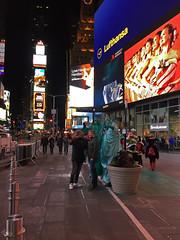 New York Holiday #25 (Ted Tamada) Tags: newyorkcity timessquare tamada tedtamada tedsphotography tedtamadaphotography tamadaphotography streetphotography streetwork casioexilim pointandshootcasioexilim