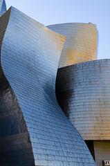 Guggenheim Museum (rafpas82) Tags: d7000 nikond7000 nikon 1770sigma 1770sigmacontemporary spagna spain espana basquecountry paisvasco paesi baschi bilbao guggenheim museum guggenheimmuseum astratto euskadi abstractart architettura contemporanea 2016
