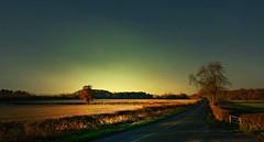 The sun goes down (Jan 130) Tags: sunset landscape frosty cold winter2016 geotagged jan130 warwickshireenglanduk texture ill splendid partner