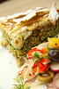 Turkey Pastilla (The Artisan Food Trail) Tags: theartisanfoodtrail recipe recipes maincourse turkey leftovers christmas poultry meal pastry filo pie pastilla bastilla moroccan