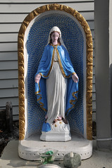 2146 the virgin known as Mary (Violentz) Tags: virginmary thevirginknownasmary mary virgin mother holymother blessedmother blessed hailmary handmaidenofthelord statue lawnstatue madonna holy icon god bible stjoseph babyjesus jesus ourlady ourladyofgrace ourladyofguadalupe ourladyoflourdes ourladyoffatima miriammotherofisa motherofgod bethlehem israelite jew nazareth galilee christianity catholic religion thetheotokos heymarywatchagonnanamethatprettylittlebaby