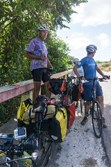 Circuito Sur, Cuba (Quench Your Eyes) Tags: caribbean circuitosur biketour biketourist biketourists cuba cyclist cyclists highway island travel