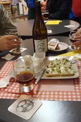 La Schaerbeekoise (ines s.) Tags: brussels beer cerveza bruxelles preta bier cerveja brussel bruxelas brune schaerbeek bière fromageblanc tartinedefromage